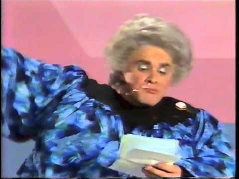 Davro's Sketch Pad episode 6 TVS Production 1989