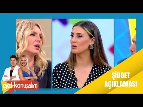 """Gel Konuşalım   17. Bölüm   Ebru Destan: """"Bir kadına yapılabilecek en büyük şiddet..."""""""