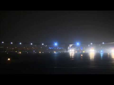 Solar Impulse 2 First Landing in Muscat