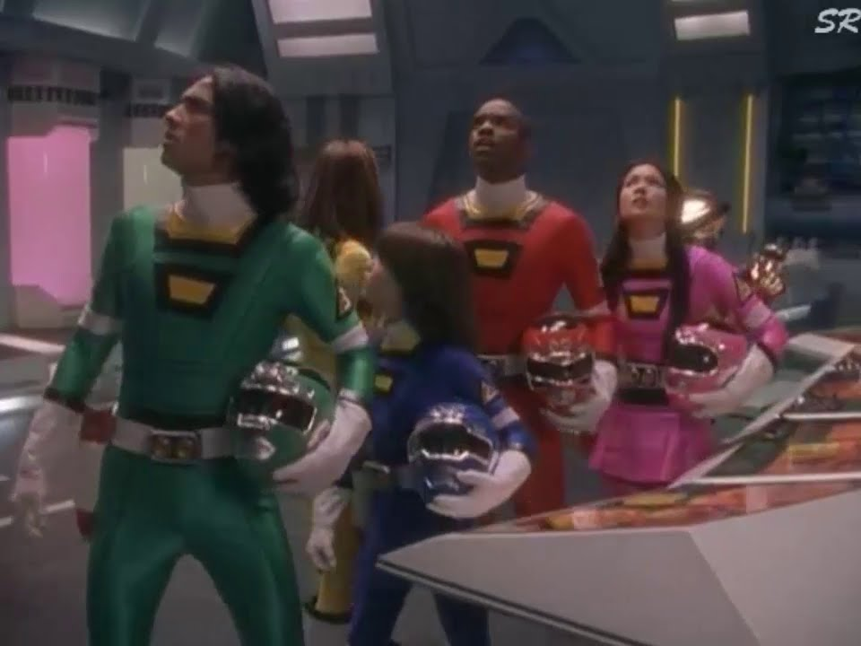 power rangers turbo episode 20