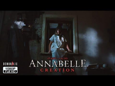Annabelle Creation 2017 14 16 Demonic Dumbwaiter Scene In Hindi Demonflix Fm Youtube