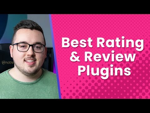 Best Rating & Review Plugins For WordPress