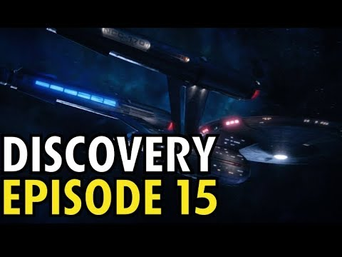 Star Trek Discovery Episode 15 Review