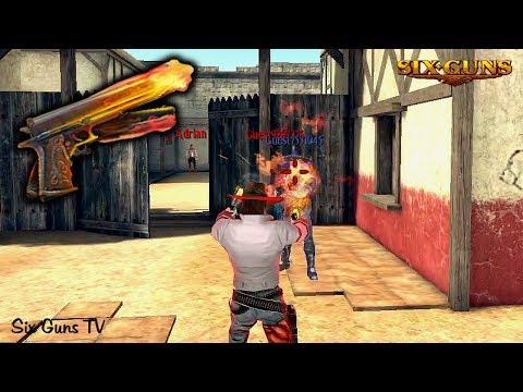 Six Guns 3.0.4 Multiplayer - Fire Doom Bringers