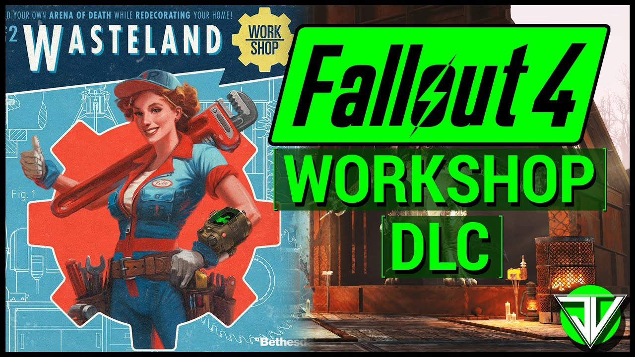 fallout 4 wasteland workshop dlc patche dlc dodatki. Black Bedroom Furniture Sets. Home Design Ideas