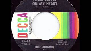 Walk Softly On My Heart - Bill Monroe YouTube Videos