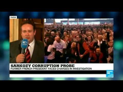 Sarkozy Corruption Probe