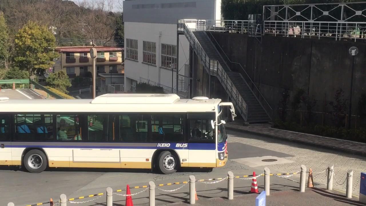 京王バス南 多摩営業所 J21707 J...