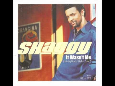 Shaggy ft Rikrok- It Wasn't Me RINGTONE