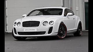 Need For Speed: Shift 2 Unleashed - Bentley Continental Supersports  on Nordschleife