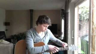 Andy Mckee Drifting cover