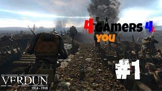 Best WW1 Shooter? | Verdun #1