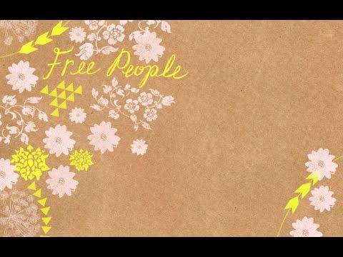 Free People Sample Sale Haul | Bella Rodriguez - YouTube