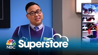 Superstore - Training Video: Mateo Speaks to Cultural Diversity (Digital Exclusive)