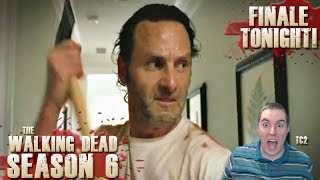 The Walking Dead Season 6 Mid-Season Finale Tonight! Final TC2 Q and A!