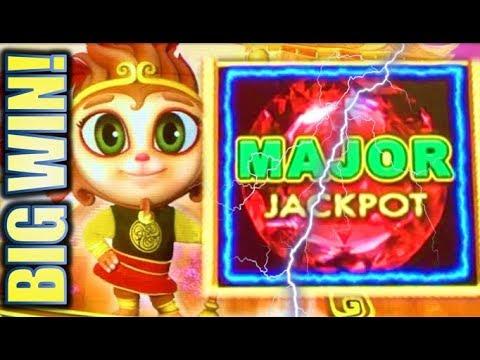 ★FINALLY! MY FIRST MAJOR JACKPOT WIN! ?★ LIGHTNING LINK VS. CELESTIAL KING VS. PIGGIES! Slot Machine - 동영상