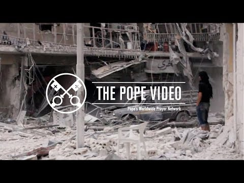 The Pope Video - June 2017 - Eliminate Arms Trade