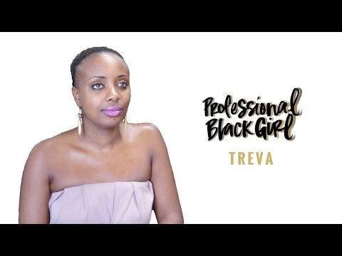 Professional Black Girl - Episode 12: TREVA B. LINDSEY