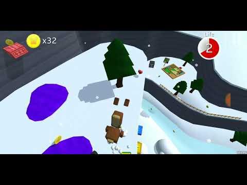 Super Bear Adventure Part 2 Snowy Valley