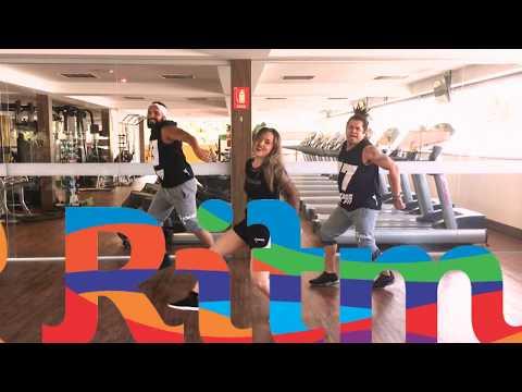IZA - Pesadão - Coreografia - Ritmos Fit