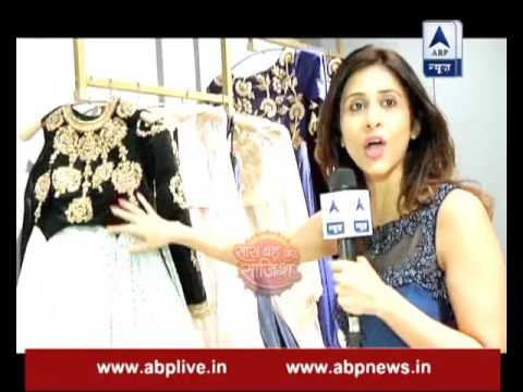 Check out Kishwer Merchantt select her attire for wedding