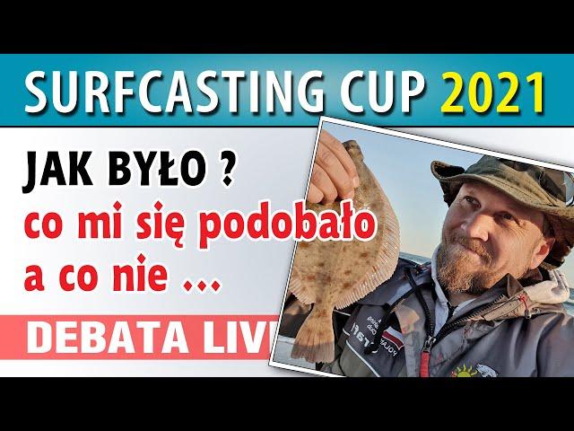 DEBATA ➤ Refleksje po zawodach SURFCASTING CUP