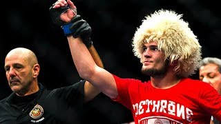Khabib Nurmagomedov highlights of fights. Motivational video