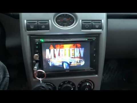 Видео отзыв Mystery MDD-6290NV (приора) часть 2, год использования.