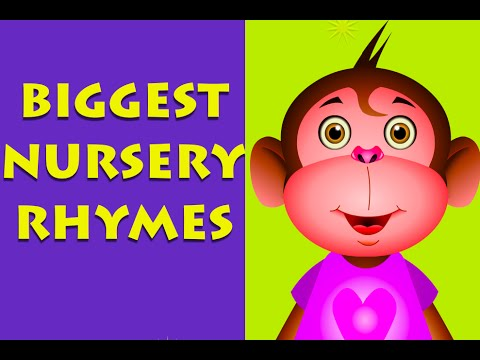 Nursery Rhymes Collection - Wheels On The Bus | Five Little Monkeys | Finger Family