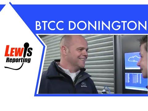 Warren Scott - Subaru TeamBMR - BTCC Donington Park 2016