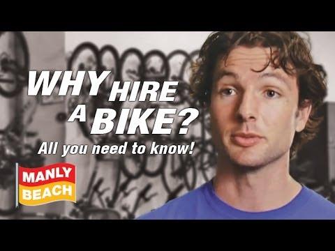 Manly Bike Tours General Information
