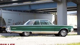 1965 Chrysler New Yorker Test Drive.