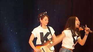 JKT48 Band@Indahnya Senyum Manismu dst. HS Festival 03092017