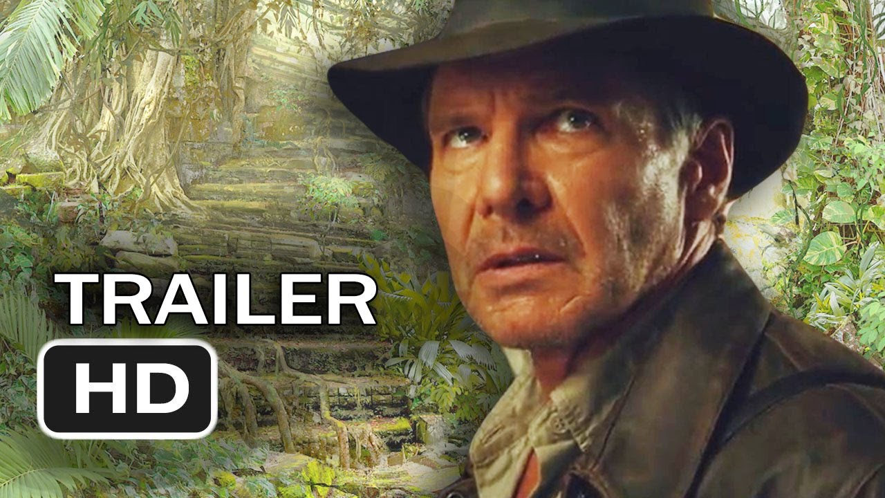 Indiana Jones 5 - The Curse of the Orange God (2020 Movie Trailer Parody)
