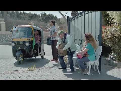 هتموت من الضحك مع دنيا سمير غانم وهي بتصور كليب شعبي مع سواق توكتوك🤣🤣🤣🤣
