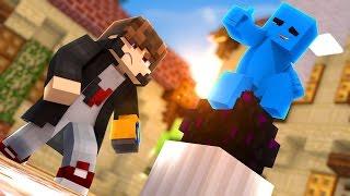 Minecraft: EGGWARS - TEM ALGO AZUL NO MEU TIME - ‹ JUAUM ›