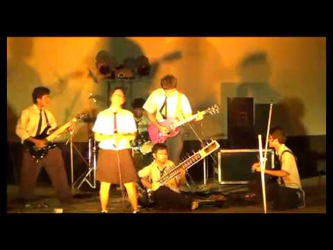 Sweet Child of Mine- South Point High School Band @ Udaan 2012