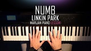 How To Play Linkin Park Numb Piano Tutorial Lesson Sheets.mp3