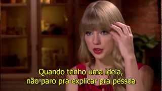 Taylor Swift - Entrevista com Katie Couric (All Access Nashville) Legendada