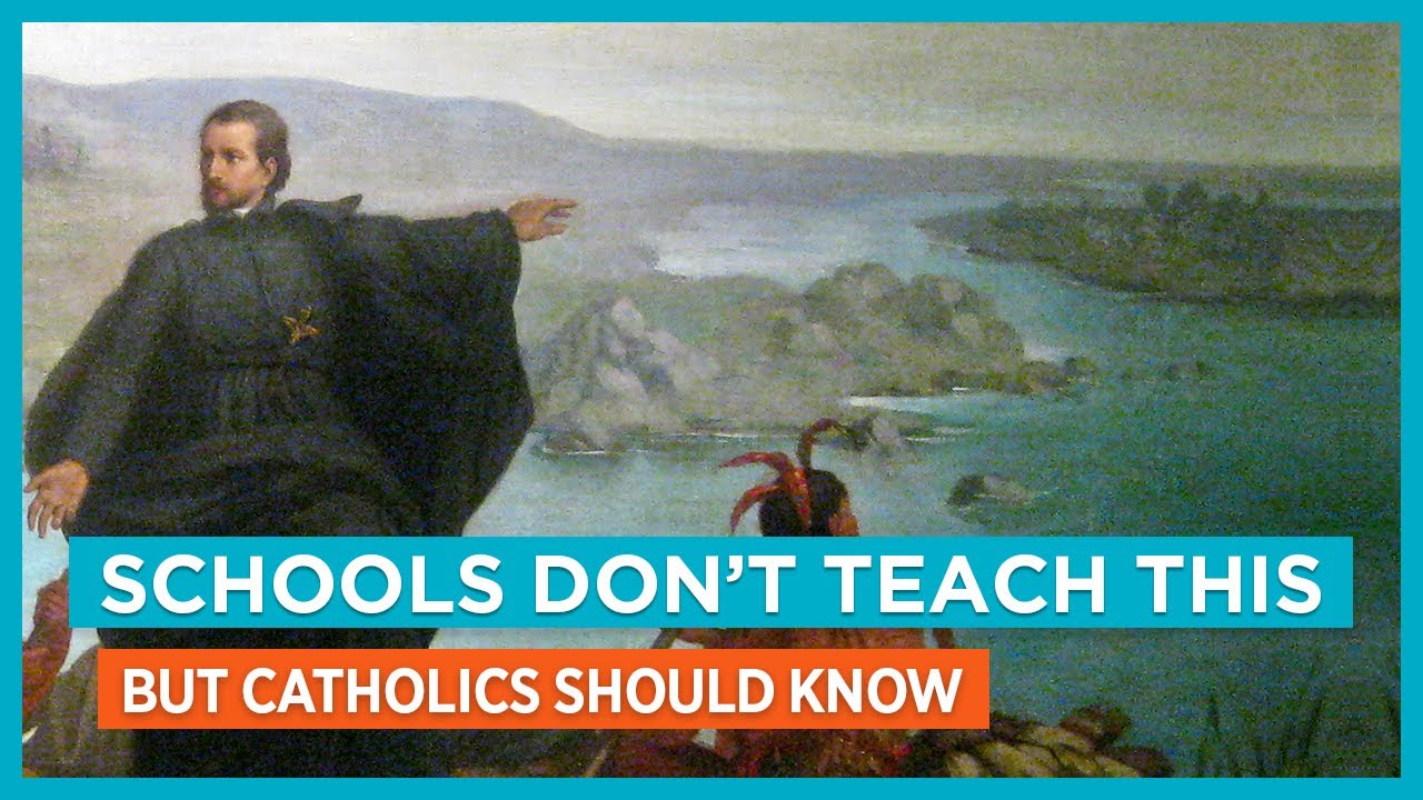 Schools Don't Teach This but Catholics Should Know