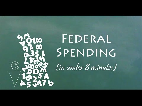 Understand Federal Spending In 8 Minutes