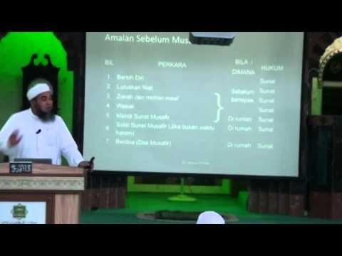 Kursus Haji Intensif 2012 Masjid As-Sobirin (V1) HD