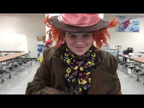 Pearl Junior High School's Theatre class 2016-2017: Alice In Bullyland