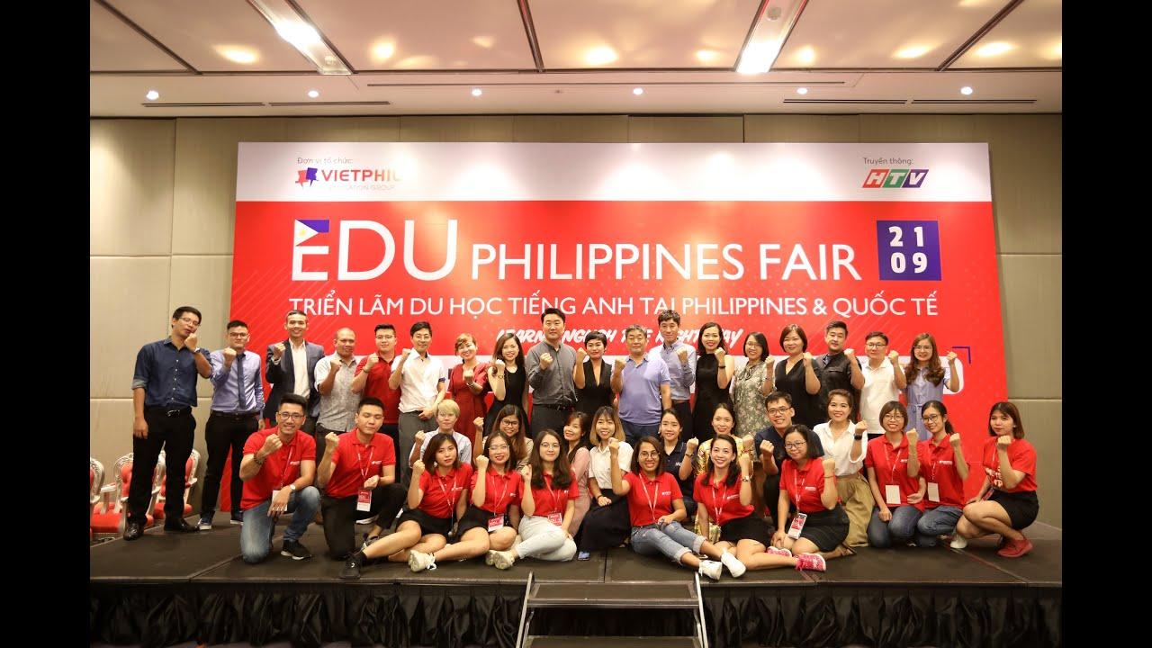 Triển lãm Du học tiếng Anh tại Philippines & Quốc tế lần 4 tại TP. Hồ Chí Minh
