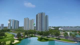 Tổ hợp căn hộ cao cấp  Aquabay Sky Residences'
