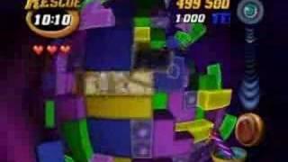 Tetrisphere Level 10-10 + ending.