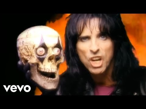 Alice Cooper - Hey Stoopid (Official Music Video)