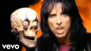 Watch Alice Cooper Hey Stoopid video