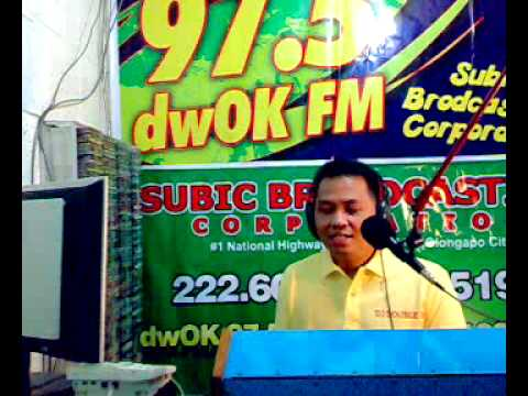 Dj Double B dwOK FM Radio 97.5