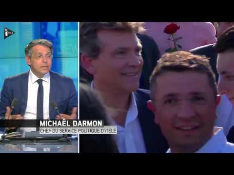 """""""Arnaud Montebourg doit montrer qu'il est l'alternative crédible face à François Hollande"""""""